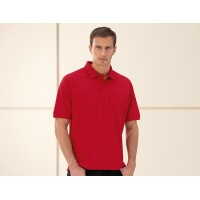 ID404   HARDWEARING POLYCOTTON POLO WITH POCKET