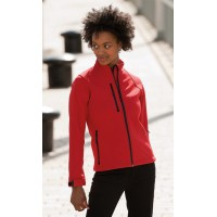 ID423 LADIES SOFT SHELL JACKET