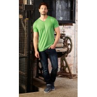 ID65 MENS V-NECK HD T