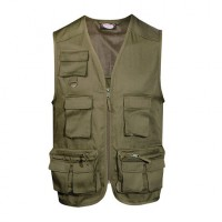 ID1091 ЕЛЕК FISHING VEST WITH MESH LINING