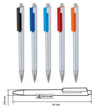 ID9166C Пластмасови химикалки