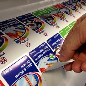 стикери и етикети