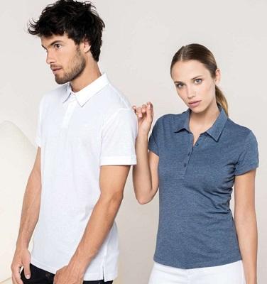 тениски с яка
