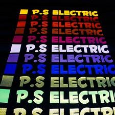 електрикови щампи